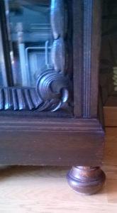 Szafy drewniane postarzane, zdobione, frzowane - meble Warszawa BIT Tomasz Kucharczyk