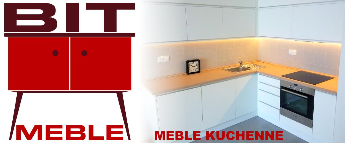 Pracownia mebli na zamówienie Warszawa - meble kuchenne - BIT MEBLE Tomasz Kucharczyk